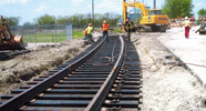 Installed Railroad Crossing  | Crafton Railroad